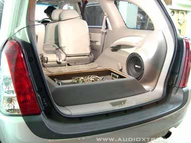 วิธีติดตั้งเครื่องเสียงรถยนต์ การติดตั้งเครื่องเสียงรถยนต์