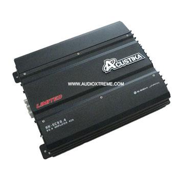 <h3>Acustika Limited AK-SC90.4</h3><br /><span>  Update 26 มิถุนายน 2558</span>