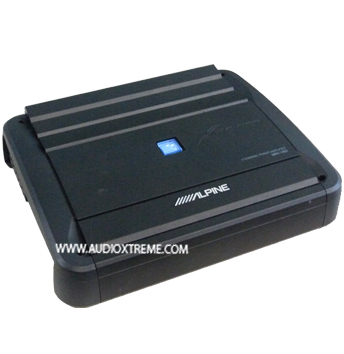 Alpine MRX-V60 เครื่องเสียงรถยนต์ สินค้ามือสอง