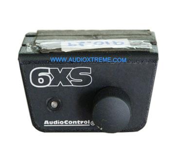 AudioControl 6XS เครื่องเสียงรถยนต์ สินค้ามือสอง
