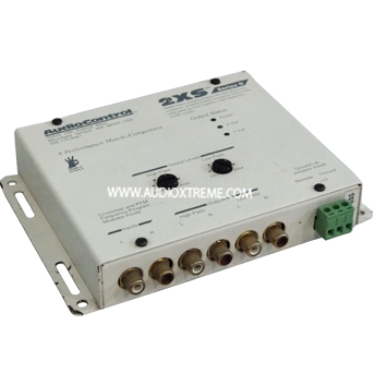 <h3>AudioControl 2XS</h3><br /><span> 30 พฤษภาคม 2559</span>