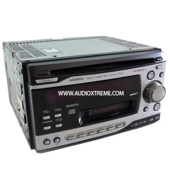 Clarion ADX6655Z เครื่องเสียงรถยนต์ สินค้ามือสอง