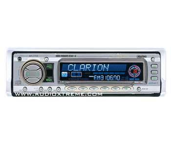 Clarion DXZ715 เครื่องเสียงรถยนต์ สินค้าใหม่