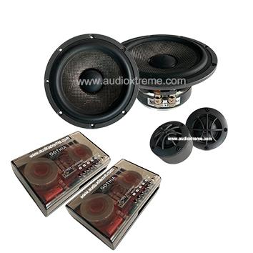 DLS Gothia 6.2 เครื่องเสียงรถยนต์ สินค้ามือสอง