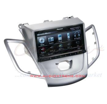FORD Fiesta 2011 2DIN with Radio เครื่องเสียงรถยนต์ สินค้าใหม่