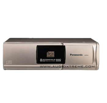 Panasonic VCD 10 เครื่องเสียงรถยนต์ สินค้ามือสอง