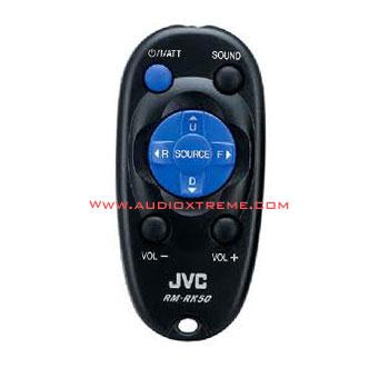 JVC RM-RK50 เครื่องเสียงรถยนต์ สินค้าใหม่