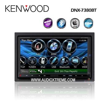 <h3>Kenwood DNX7380BT</h3><br /><span> 06 กุมภาพันธ์ 2560</span>