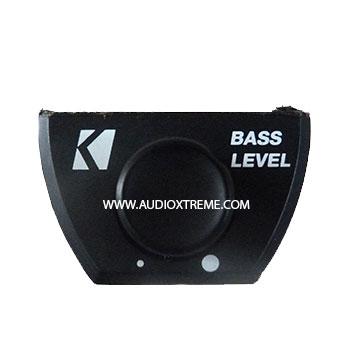 Kicker Bass Boost เครื่องเสียงรถยนต์ สินค้ามือสอง