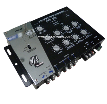 <h3>MA Audio HK-3X</h3><br /><span> 02 ธันวาคม 2557</span>