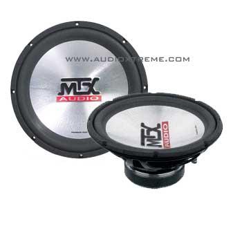 MTX Thunder 4512 44 เครื่องเสียงรถยนต์ สินค้ามือสอง