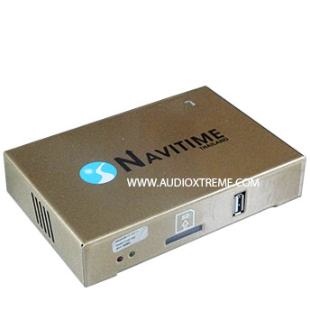 Navitime NVT-900 เครื่องเสียงรถยนต์ สินค้ามือสอง