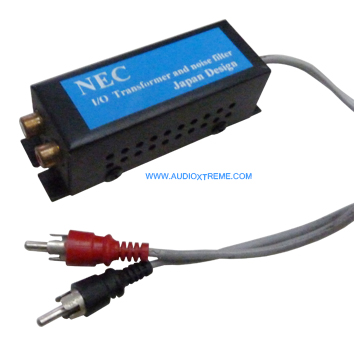 <h3>NEC Transformer and noise filter</h3><br /><span> 05 กุมภาพันธ์ 2558</span>