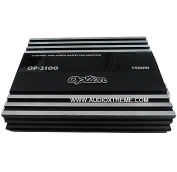 Option OP-2100 เครื่องเสียงรถยนต์ สินค้ามือสอง