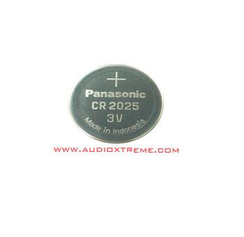 Panasonic Lithium CR 2025 เครื่องเสียงรถยนต์ สินค้าใหม่