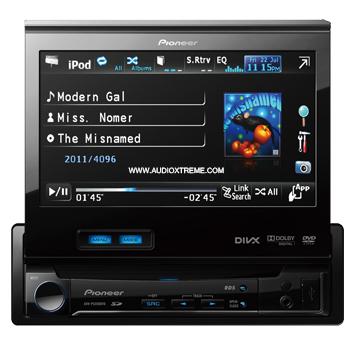 <h3>Pioneer AVH-P5350DVD</h3><br /><span> 11 กันยายน 2557</span>