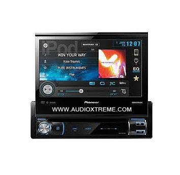<h3>Pioneer AVH-X6550DVD</h3><br /><span>  Update 15 พฤษภาคม 2558</span>