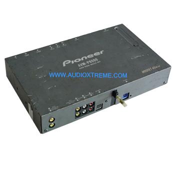 Pioneer AVM-P8000 เครื่องเสียงรถยนต์ สินค้ามือสอง