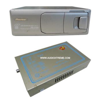 Pioneer CDX-P1250 เครื่องเสียงรถยนต์ สินค้ามือสอง