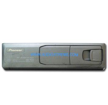 Pioneer CDX-P650 เครื่องเสียงรถยนต์ สินค้ามือสอง