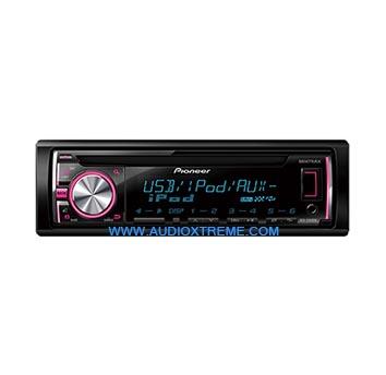 <h3>Pioneer DEH-X3650UI</h3><br /><span>  Update 06 พฤศจิกายน 2557</span>