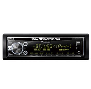 <h3>Pioneer DEH-X6750BT</h3><br /><span>  Update 13 มกราคม 2558</span>