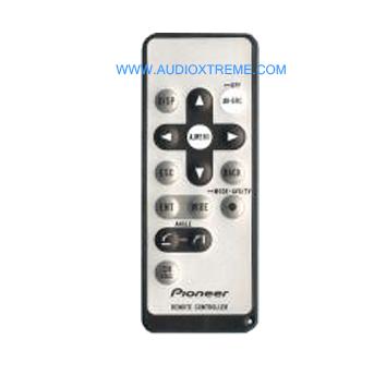 Pioneer Remote AVX-7650 เครื่องเสียงรถยนต์ สินค้าใหม่