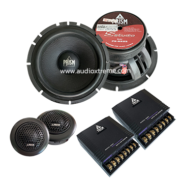 Prism PS-6525  เครื่องเสียงรถยนต์ สินค้ามือสอง