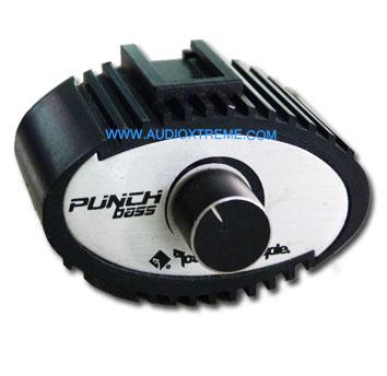 Rockford Punch เครื่องเสียงรถยนต์ สินค้ามือสอง