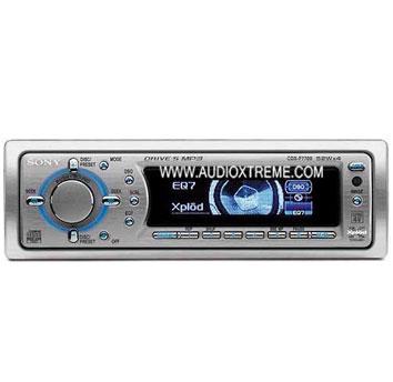 <h3>Sony CDX-F7700</h3><br /><span> 06 พฤศจิกายน 2558</span>