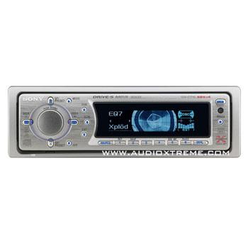 Sony CDX-F7710S เครื่องเสียงรถยนต์ สินค้าใหม่