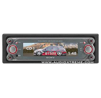 Sony CDX-M9900 เครื่องเสียงรถยนต์ สินค้าใหม่