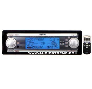 Sony CDX-MP70 เครื่องเสียงรถยนต์ สินค้ามือสอง