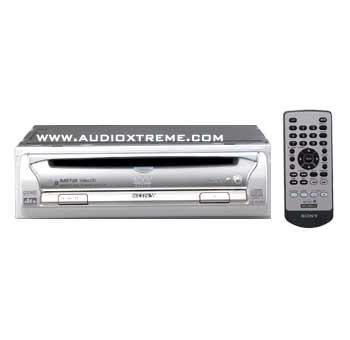 Sony DVX-11A เครื่องเสียงรถยนต์ สินค้ามือสอง