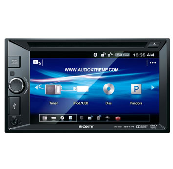 <h3>Sony XAV-68BT</h3><br /><span>  Update 19 มิถุนายน 2558</span>