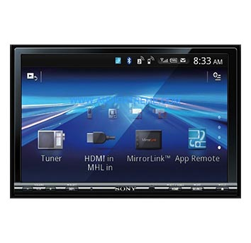 <h3>Sony XAV-712BT</h3><br /><span>  Update 13 ตุลาคม 2557</span>