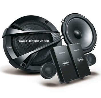 Sony XS-N1620C เครื่องเสียงรถยนต์ สินค้าใหม่