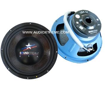 Soundstream USA12 เครื่องเสียงรถยนต์ สินค้ามือสอง