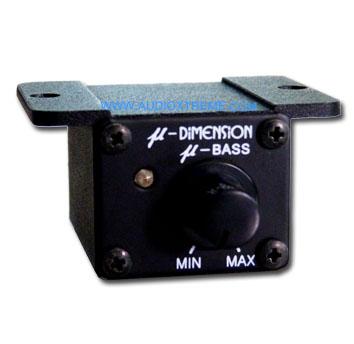 U Dimension Boost Base เครื่องเสียงรถยนต์ สินค้ามือสอง