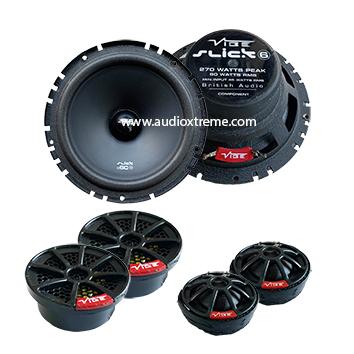 Vibe Audio Slick 6C-V7 เครื่องเสียงรถยนต์ สินค้ามือสอง