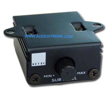 Xetec Boost Base เครื่องเสียงรถยนต์ สินค้ามือสอง