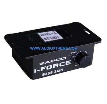 Zapco i-Force เครื่องเสียงรถยนต์ สินค้ามือสอง